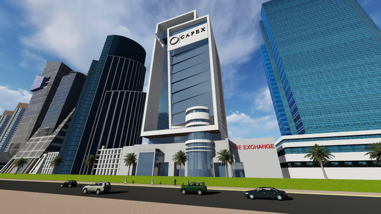 2102 – The Exchange Tower, Business Bay, Dubai, UAE / CAPEX New Office